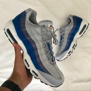 Air Max 95 bundle (2 pair)